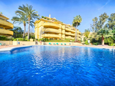 Marbella East, Ground floor apartment in Marbella east on frontline in a very popular golf course