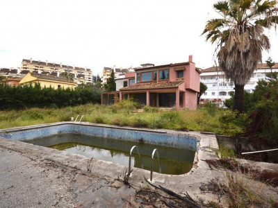 Nueva Andalucia, Renovation project in Nueva Andalucia located just a short distance from Puerto Banus