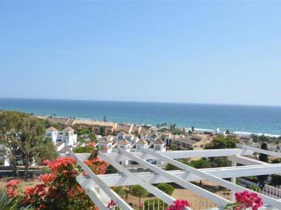 Marbella East, two penthouses put together forming one in Las Chapas, Marbella East