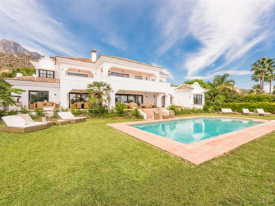 Marbella Golden Mile, Villa for sale in the exclusive Sierra Blanca in  the Marbella Golden Mile