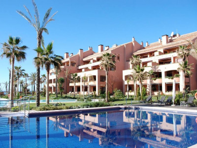Marbella - Puerto Banus, Fabulous two bedroom apartment in the exclusive community of Malibu, Puerto Banus