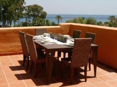 San Pedro de Alcantara, Stunning beach front duplex penthouse for sale in San Pedro de Alcantara