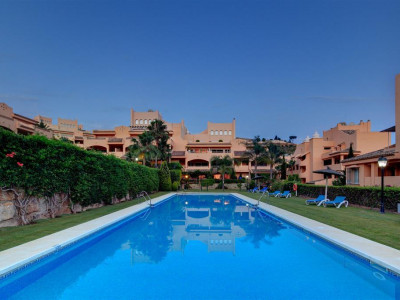 Marbella East, Ground floor apartment for sale in Elviria in Marbella east in a quality location