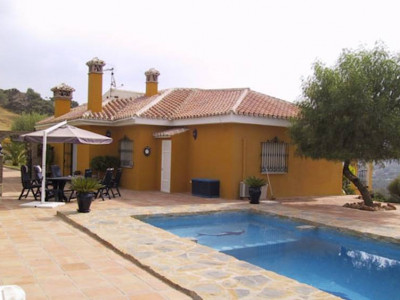 Monda, 4 bedroom detached villa in Monda, Malaga