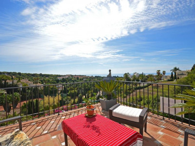 Marbella Golden Mile, Fantastic townhouse with amazing panoramic views in Golden Mile, Marbella