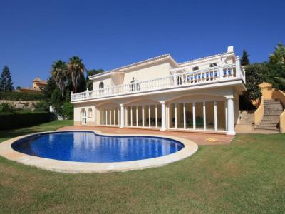 Marbella East, Impressive Mediterranean villa for sale in El Rosario, Marbella East