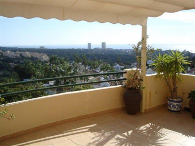 Marbella East, Stunning penthouse apartment for sale in Elviria in Marbella East