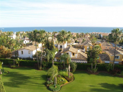 Marbella East, Stunning duplex penthouse apartment for sale in Marbella East with panoramic views
