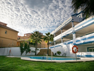 Estepona, New garden apartment for sale in Estepona just a few meters from the beach