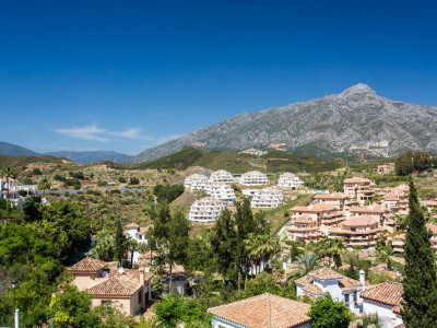 Nueva Andalucia, Stunning duplex apartment for sale in Nueva Andalucia