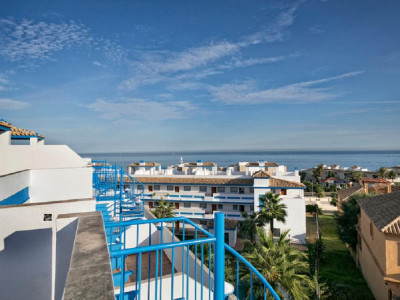 Estepona, New penthouse apartment for sale in Estepona 300 metres from the beach