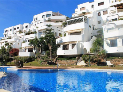 Marbella Golden Mile, Spacious duplex apartment for sale in the Marbella Golden Mile