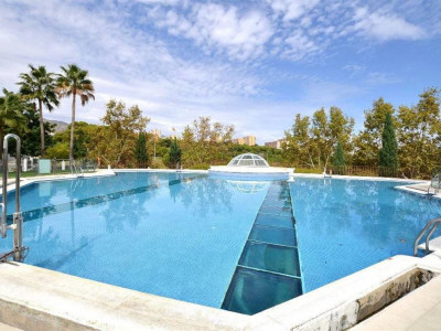 Benalmadena, Quality apartment for sale in a luxurious complex in Benalmadena