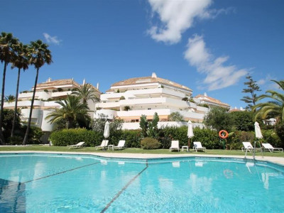 Marbella Golden Mile, Immaculate apartment for sale in the Marbella Golden Mile