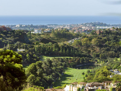 Benahavis, Ground floor apartment for sale in Benahavis in a prestigious complex