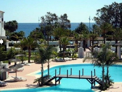 San Pedro de Alcantara, Lovely penthouse for sale in San Pedro de Alcantara with panoramic sea views