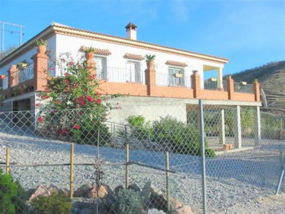 Valle de Abdalajis, Two country houses on one plot for sale in the heart of the Andalucian country