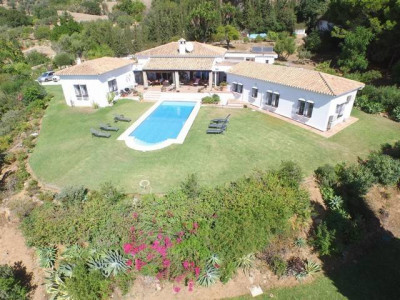 Mijas, 5 bedroom spacious villa near Mijas Pueblo