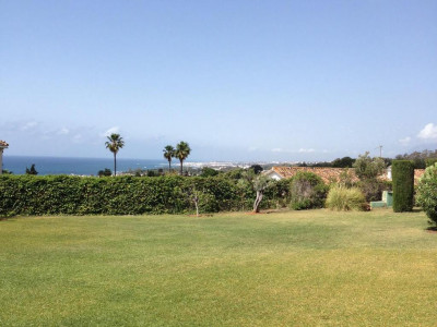 Marbella, Project with Large plot with 3 smaller plots for sale in Marbella town with panoramic sea views