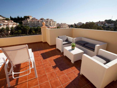 Fuengirola, Spacious townhouse for sale in the sought after area of Los Pacos in Fuengirola