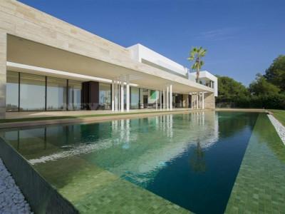 Villa  en venta en  Sierra Blanca - Marbella Golden Mile Villa