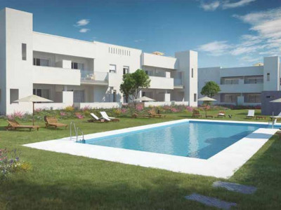 Nueva Andalucia, New ground floor apartment for sale in a luxury complex in Nueva Andalucia just behind Puerto Banus
