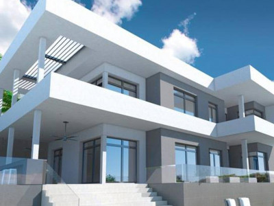 Mijas, Plot with approved project in place for sale in Mijas in the Costa del Sol