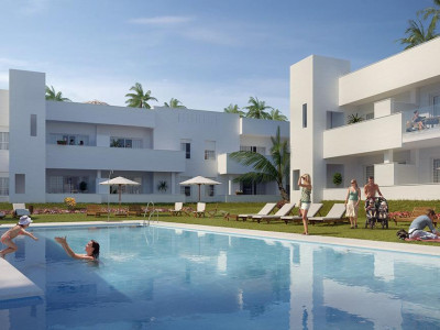 Nueva Andalucia, Brand new apartment for sale in a luxury complex in Nueva Andalucia just behind Puerto Banus