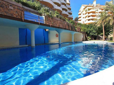 Nueva Andalucia, Fully refurbished duplex apartment for sale in Nueva Andalucia behind Puerto Banus