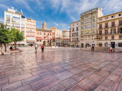 Malaga - Centre, Quality apartment for sale in the historical centre of Malaga in Andalucia