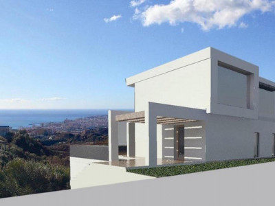 Mijas, Brand new villa for sale in Mijas