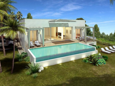 Nueva Andalucia, Brand new villa for sale in the heart of the Nueva Andalucia Golf Valley