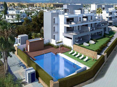 Marbella, Stunning new apartment for sale in San Pedro de Alcantara just 100 metres from the beach