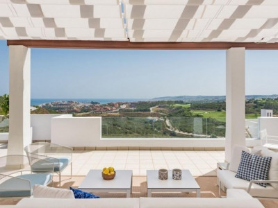 Casares, New luxury apartment for sale in Casares within a prestigous Hotel & Golf Resort