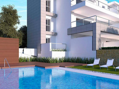 San Pedro de Alcantara, Brand new penthouse for sale in San Pedro de Alcantara just 100 metres from the beach