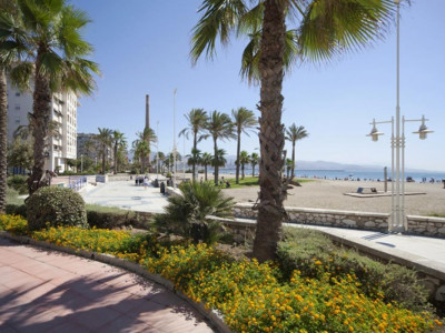 Malaga - Centre, New penthouse apartment in Malaga city within walking distance to the beach and port