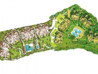Nueva Andalucia, Brand new garden apartment for sale in Nueva Andalucia just behind Pueto Banus
