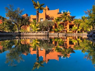 Nueva Andalucia, Brand new garden apartment for sale in Nueva Andalucia just behind Pueto Banus
