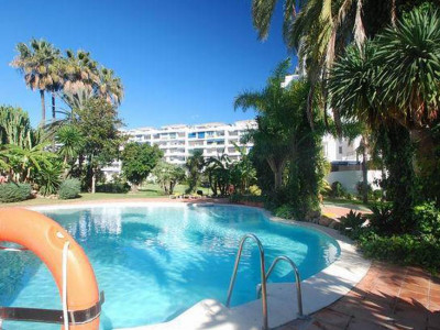 Marbella - Puerto Banus, Spacious penthouse apartment for sale in the heart of Puerto Banus in Marbella