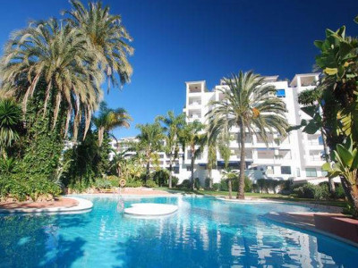 Marbella - Puerto Banus, Quality duplex penthouse for sale in the heart of Puerto Banus in Marbella