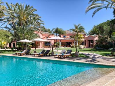 San Pedro de Alcantara, Unique spacious residence in Guadalmina Baja, Costa Del Sol
