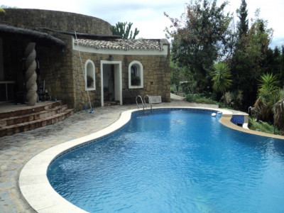 Gaucin, Three separate houses registered as tourist complex for sale in Gaucin