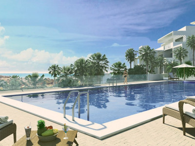Estepona, Off-plan apartments in Estepona centre, within a luxury residential complex