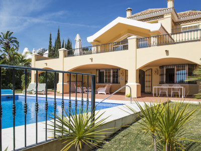 Benahavis, Magnificent front line golf villa for sale in La Quinta Golf, Benahavis