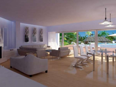 Marbella East, BRAND NEW 5 BEDROOM VILLA UNDER CONSTRUCTION IN BAHÍA DE MARBELLA