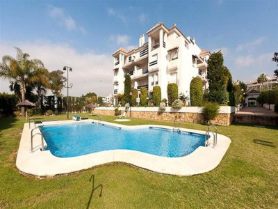 Nueva Andalucia, Penthouse property in Nueva Andalucia within walking distance to Puerto Banus and beach