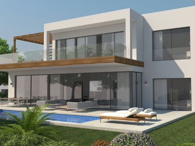 Estepona, Contemporary designed villas in Atalaya, New Golden Mile!