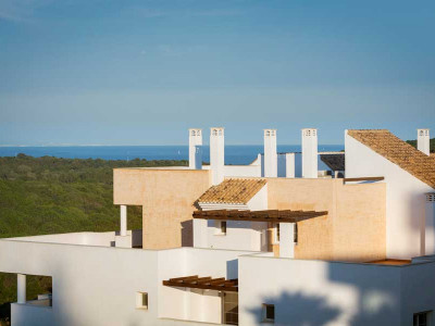 Alcaidesa, Brand new penthouse with panoramic sea and nature reserve views in Alcaidesa