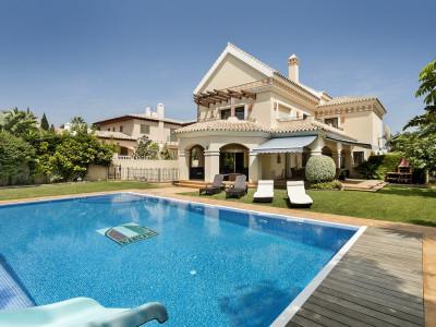 San Pedro de Alcantara, Magnífica villa de lujo en Cortijo Blanco, Marbella