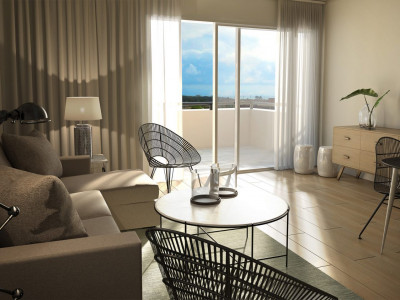 Torremolinos, Quality contemporary apartments with guaranteed investment return in Torremolinos